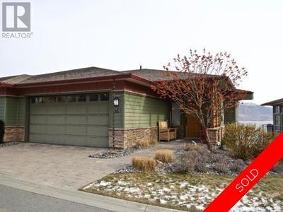 Tobiano Duplex for sale:  3 bedroom 1,860 sq.ft. (Listed 2019-03-19)